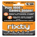 Rixty Card